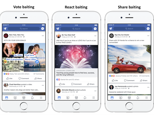 Like This Post If You Want Facebook to Finally Solve the News Feed's Like-Baiting Problem