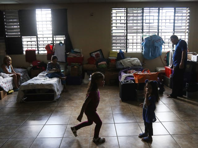 The Last of Puerto Rico's Shelters Have Officially Closed