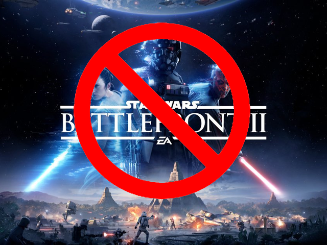 Unpopular Opinion: We Really Shouldn't Get Battlefront 2