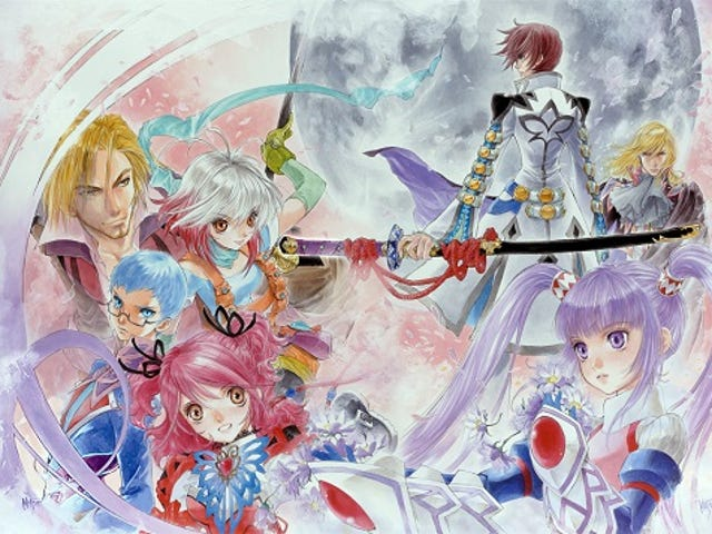 TAY Theme Week: Tales of Graces f Is Honestly Awful