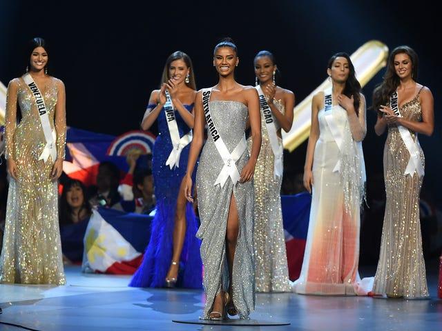 Madea veste tiaras?  Tyler Perry Studios será o anfitrião do concurso Miss Universo 2019