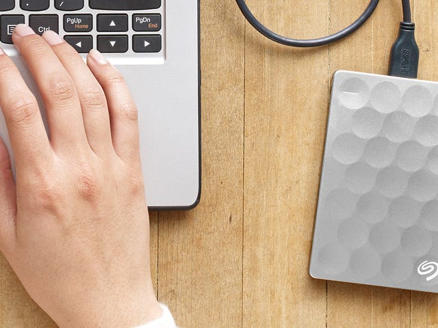 Seagate Made One of the Best Portable Drives Even Thinner