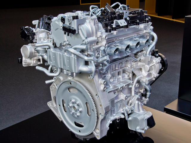 Mazda's 'Skyactiv-3' Engine Could Be As Clean As Some Electrics With 56% Thermal Efficiency