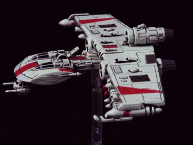 De 11 Silliest Ships i <i>Star Wars</i> Galaxy