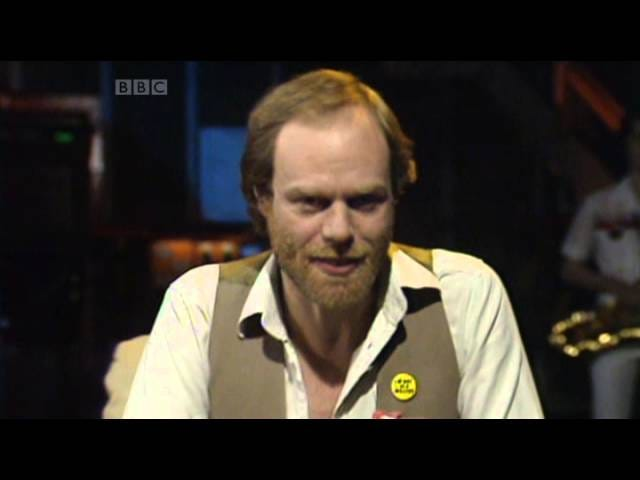 The Old Grey Whistle Test at the BBC: live music 1971 - 1988