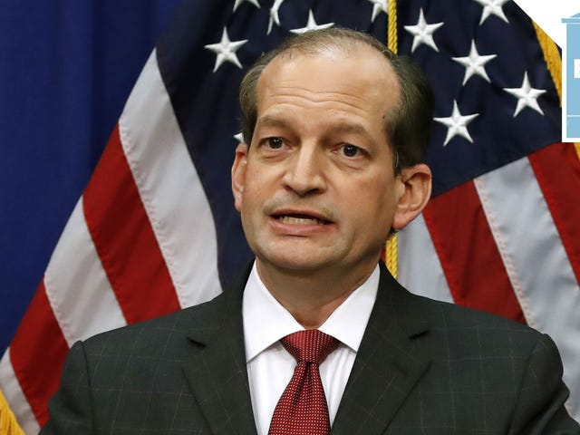 Alex Acosta Thinks 2008 Was a Very, Very Long Time Ago