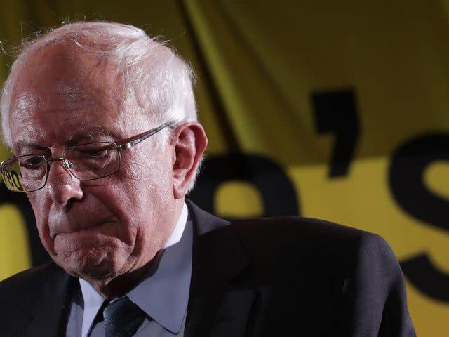 Woe Is Bernie