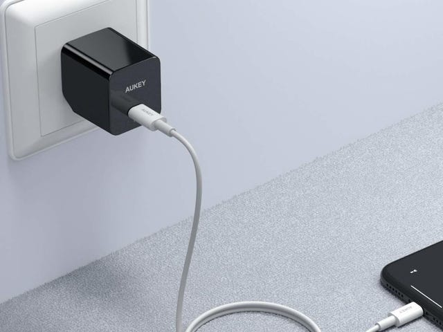 Це $ 10 зарядний пристрій USB-C настільки мало, як вони приходять