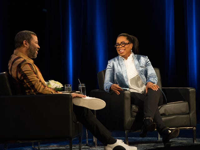 Oprah Brought SuperSoul Conversations to the Apollo and Aligned All of Harlem's Chakras