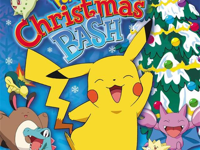 """""""Pokémon Christmas Bash"""" est le meilleur album de Noël que vous ayez oublié"""