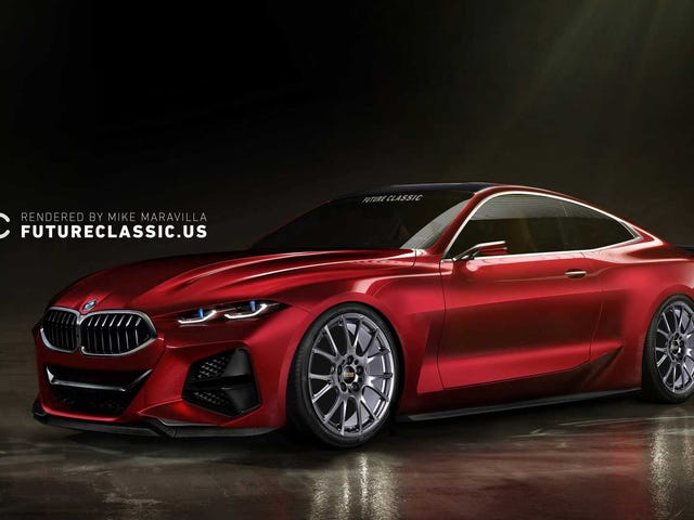 This is what the 4 series should look like