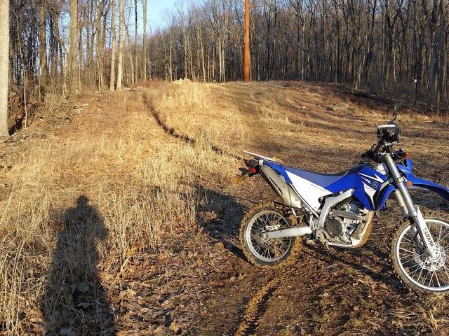 การผจญภัยของ Dirt-Bike-y ครั้งแรก