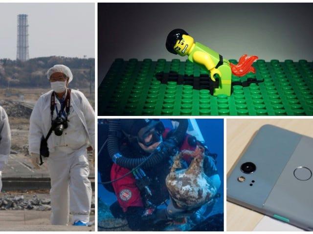 El misterio de las estatuas Moai、el desastre del vuelo 593、ロサンゼルス・イノベーション・オブ・WhatsApp。  Lo mejor de la semana