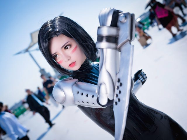 Some Very Good Battle Angel Alita Cosplay