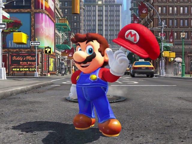 Report: Nintendo Making Animated Mario Movie With Studio Behind Minions