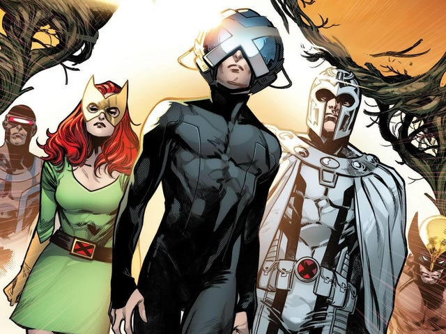 All of Marvel's X-Men Comics Are Ending So Jonathan Hickman's New 'X-Universe' Can Begin