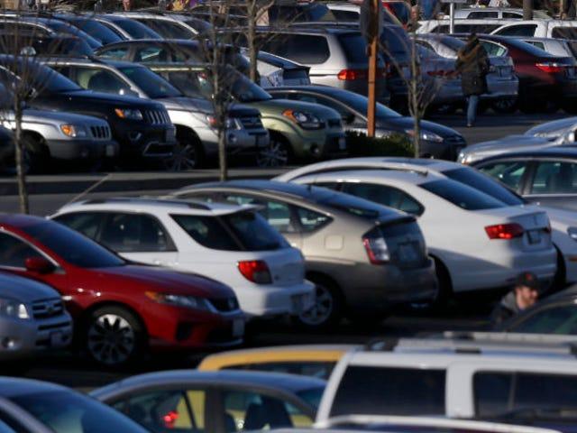 Una misteriosa fuerza está bloqueando las llaves de los vehículos en esta pequeña ciudad canadiense