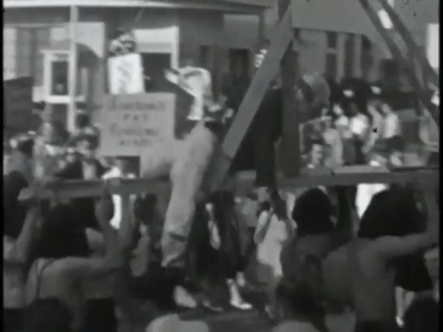 That Time Animators Brought a Guillotine to the Disney Labor Strike in 1941