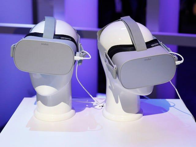 Oculus fabricó mandos con miles de mensajes secretos por accidente