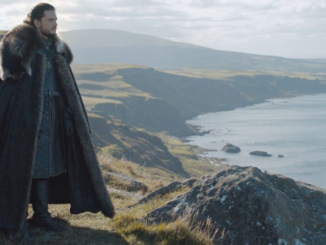 Jon Snow's Pimp Capes Are Actually Ikea Rugs. Here's How to Make Your Own