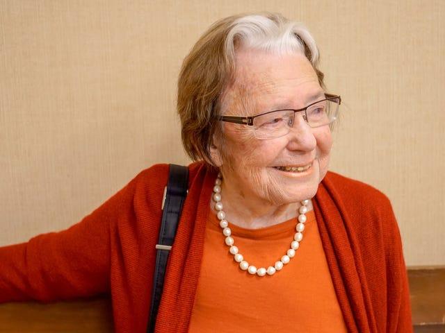 Fysikern Myriam Sarachik övervann mycket sexism för att komma dit hon kom
