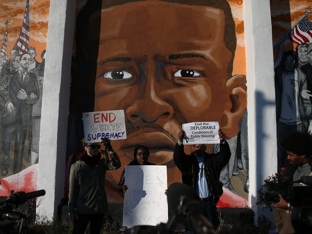 Is DeRay's Run For Mayor The Next Step For Black Lives Matter?
