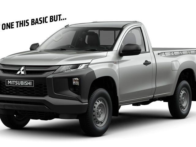The 2020 Mitsubishi Triton Akan Menjadi Besar Sebagai Peserta Ranger Ram