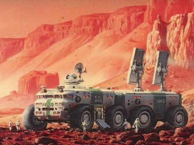 Le directeur des <i>Children of Dune</i> Will Helm Spike TV <i>Red Mars</i> Adaptation
