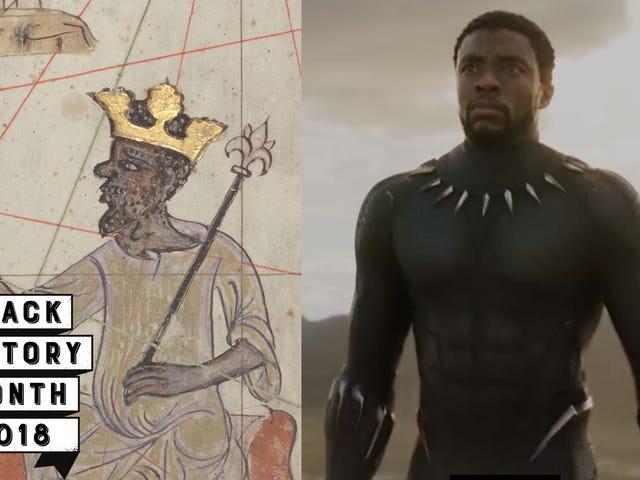 When Wakanda Was Real