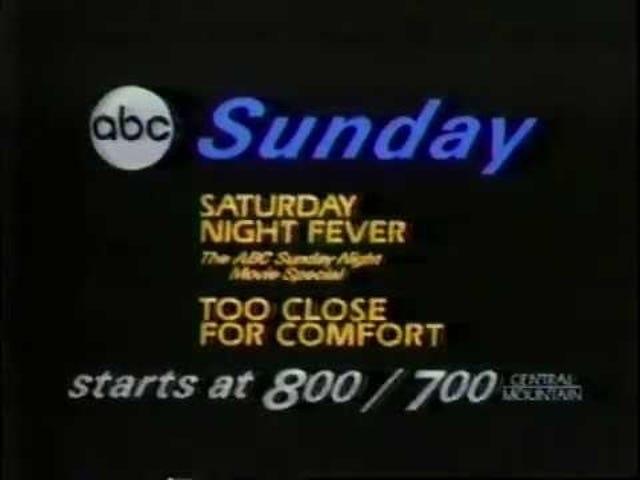 Sunday Night Fever