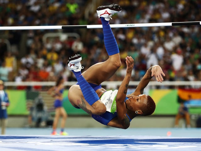Inika McPherson Represented In Rio, Continues With Flair In Zurich