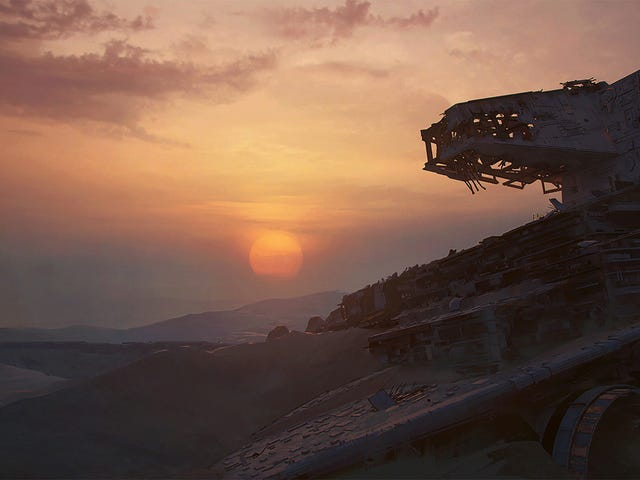 L'art de Star Wars: Battlefront II