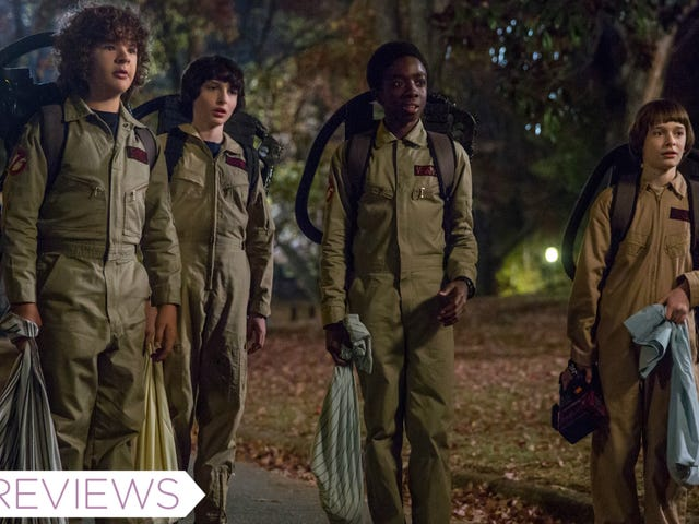 Stranger Things' Second Season Lives Up to Its Incredible Expectations