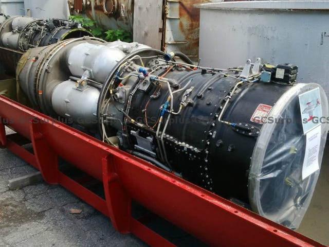 Engine looking for a home... an Avro Orenda Mark 10...