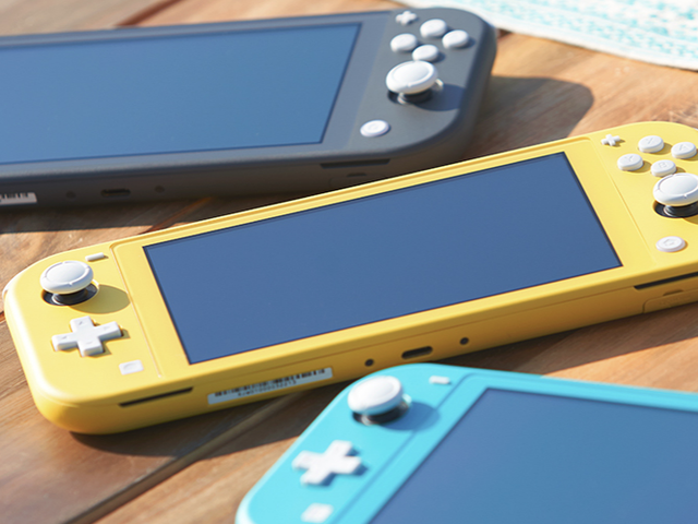 Japan Polled Over Nintendo Switch Lite Interest