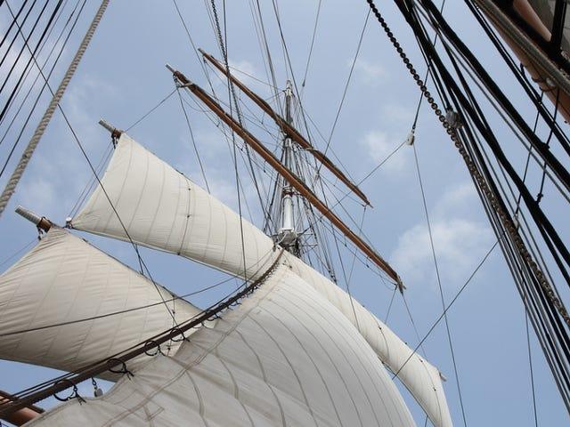 """""""Một con tàu ở cảng là an toàn, nhưng đó không phải là những gì tàu được xây dựng cho"""""""