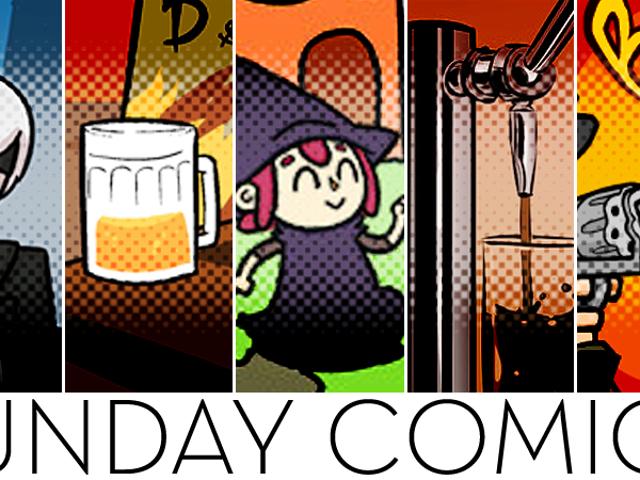 Sunday Comics: Maybe Later