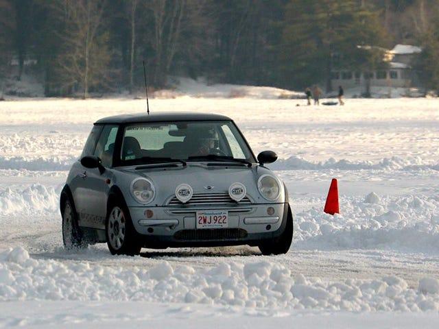 Ice Racing is tons of fun