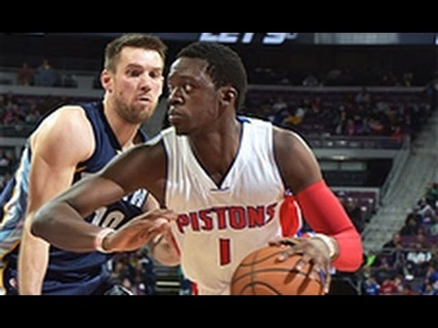 Reggie Jackson Is Very Surprised To Learn He Had 20 Assists Tonight