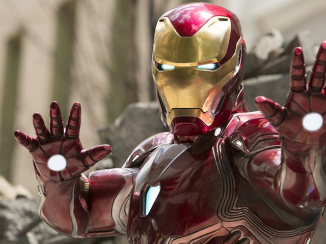 Iron Man and Thanos Get a Rematch in This Goofy Action Figure Epic