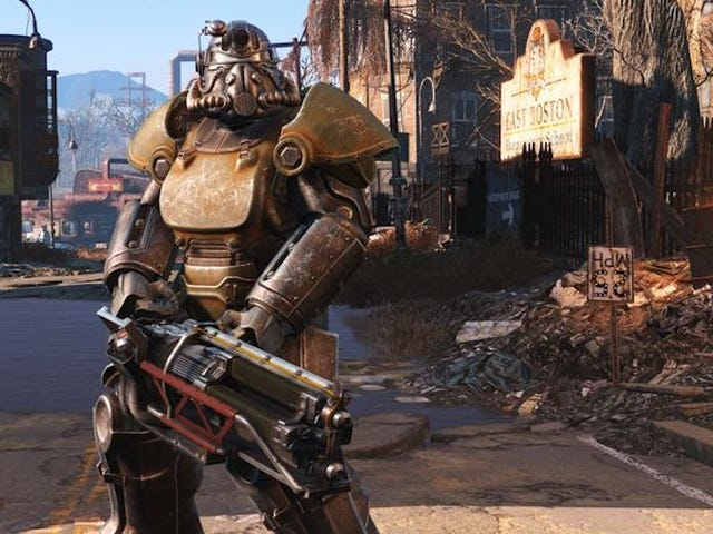 The super mutants at Amazon are making a Fallout series with the creators of Westworld