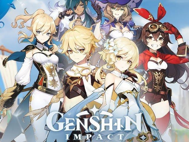 Genshin Impact был анонсирован на E3 и теперь имеет трейлер геймплея, который дебютировал на ChinaJoy 2019