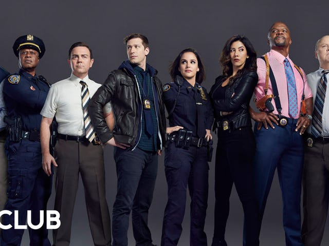 The Brooklyn Nine-Nine cast reflects on how they've evolved over 7 seasons