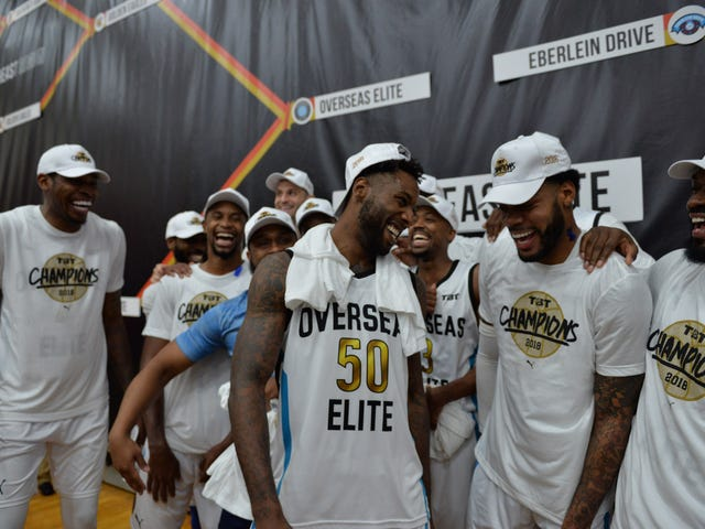 How One Team Built A Dynasty—And Won $7 Million—In The Basketball Tournament