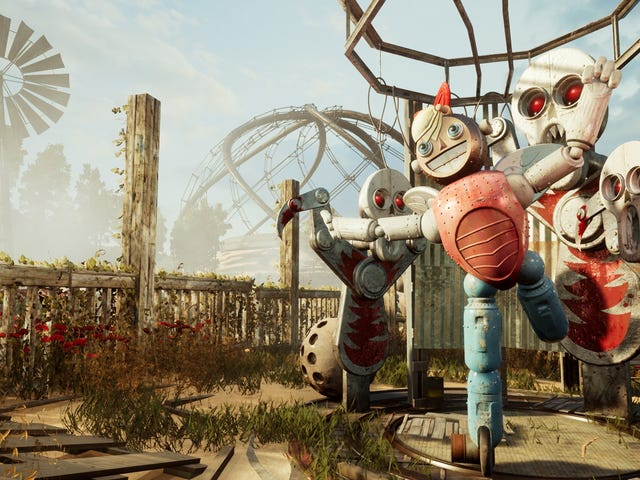 A Wicked Manifesto: Why Atomic Heart's Existence Is Crucial In An Age of Strife
