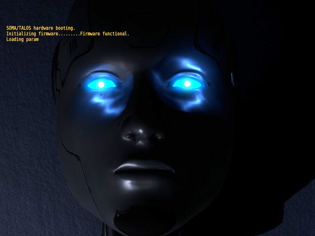 The Talos Principle tackles an unexplored subject in Cyberpunk