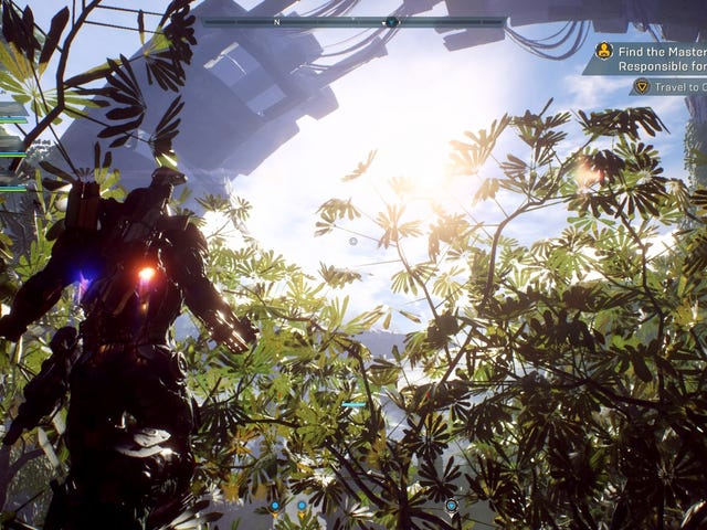 For A Brief Period, Anthem's Loot System Was Much Better--Then BioWare Fixed A Bug