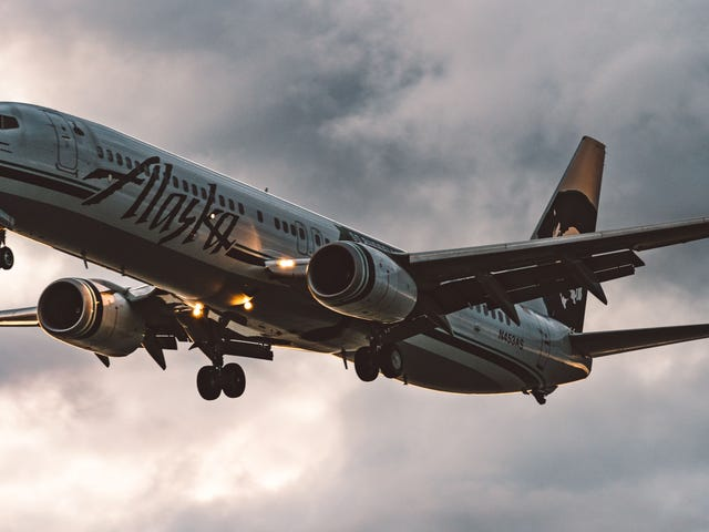 Get Out of Town With Alaska Air's Latest Nationwide Flight Sale, Starting at $45