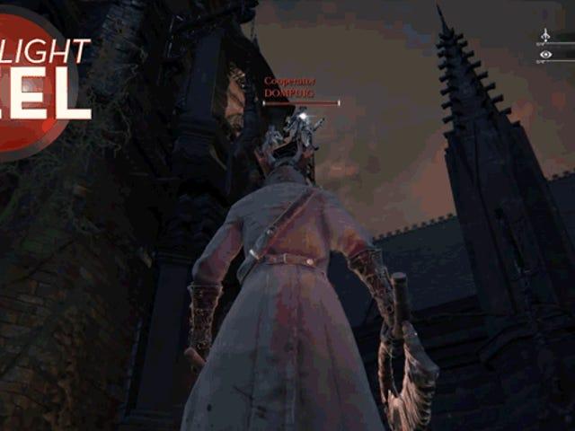 Le galet de <i>Bloodborne</i> est surpuissant