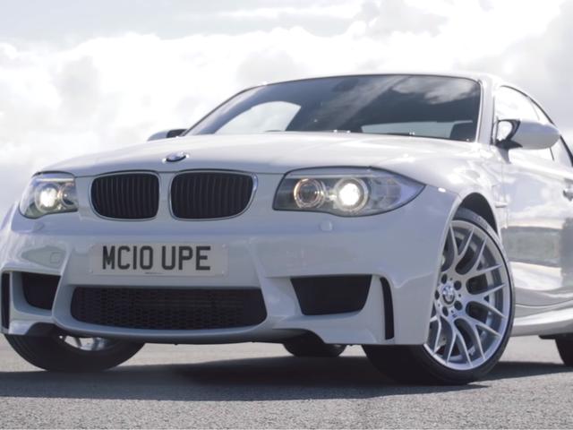 รับชมสุดยอดการทดสอบ BMW Coupe Track